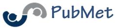 Logo PubMet 2014