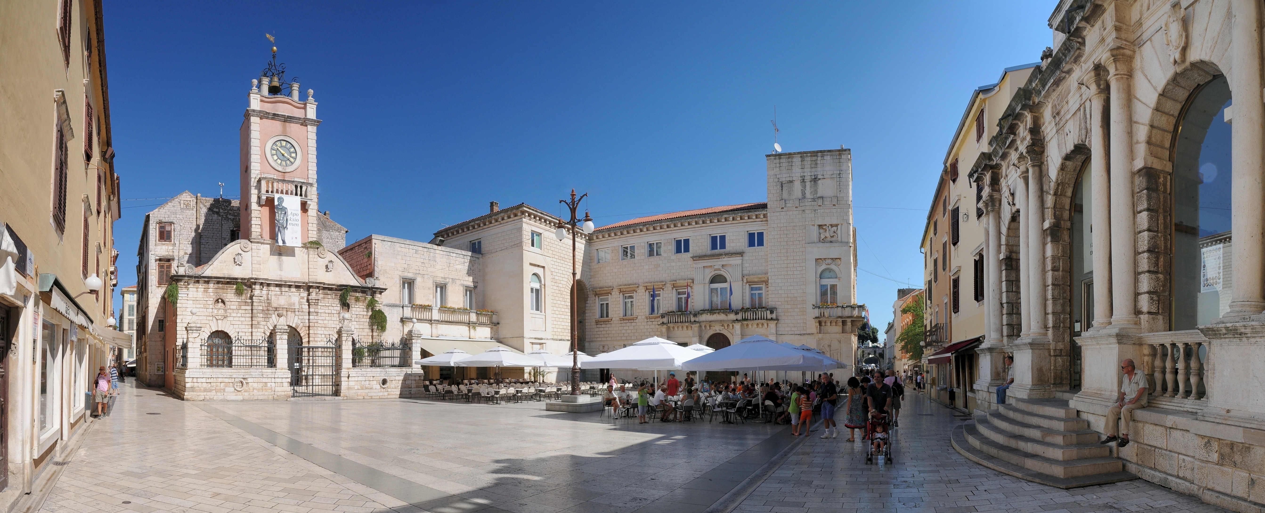 Square Zadar